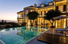 mansão de luxo