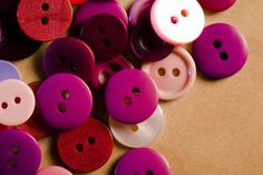 How to Make Button Brooches