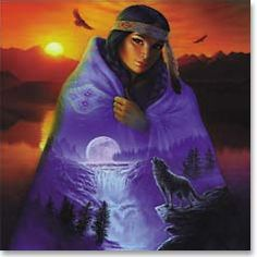 Photo: indian+girl+and+wolf+art. This Photo was uploaded by Native American Paintings, Native American Pictures, Native American Wisdom, Native American Beauty, Indian Pictures, American Indian Art, Native American History, American Indians, Native Indian