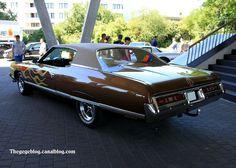 1972 Chevrolet Caprice | Chevrolet caprice hardtop coupe de 1972 (RegioMotoClassica 2011) 02