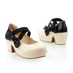 Lolita Shoe, Sweet girl ,cute Women Shoes  