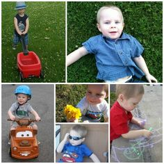 Find out how all free clear helps me feel #FreeToBe a boy mom without worrying about all the dirt and stains on his clothes. #sponsored