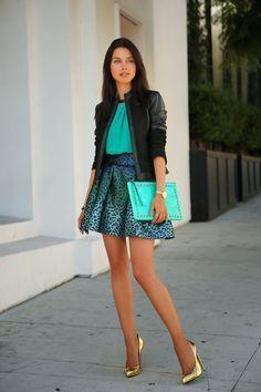 Se você gosta de brilho no seu look, a saia de paetê é para você! Veja muitas dicas e inspirações para você arrasar com essa peça que é super democrática