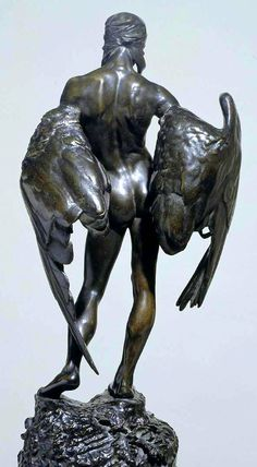 Sir Alfred Gilbert, Icarus
