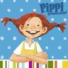 pippi longstocking illustration