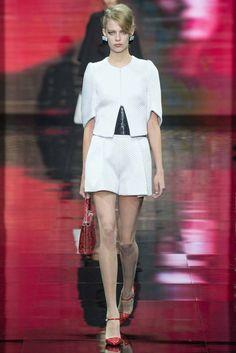 Armani Privé Autumn Winter 2014/15 - París Haute Couture