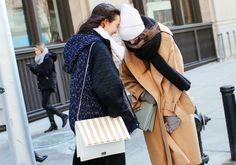 Street Style: New York Fashion Week Fall 2015
