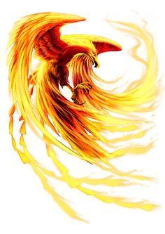 Firebird by rusharil.deviantart.com on @DeviantArt