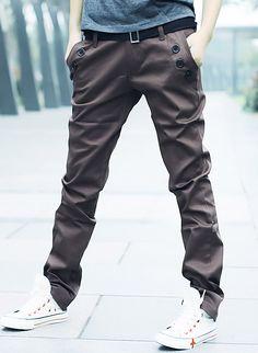 men skinny pants 0010