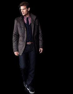 Koton Erkek 2011/2012 Herringbone Jacket, Hats For Men, Stylish Men, New Outfits, Classic Style, Classy Style, Conservative Style
