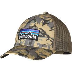 112daf8dce55e Patagonia Men s P-6 LoPro Trucker Hat