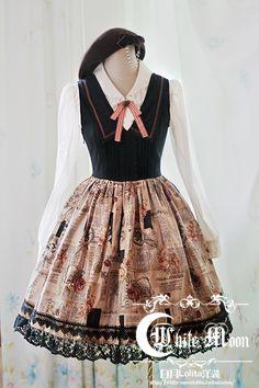 steampunk lolita | Tumblr                                                                                                                                                                                 Más