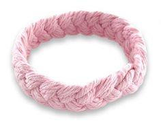 Pink Sailor Knot Bracelets    Captain Jabbo