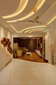 9 Unique Tips and Tricks: False Ceiling Reception false ceiling kitchen master bedrooms.Porch False Ceiling Design false ceiling kitchen home. Gypsum Ceiling Design, House Ceiling Design, Ceiling Design Living Room, Bedroom False Ceiling Design, False Ceiling Living Room, Modern Bedroom Design, Ceiling Decor, Wall Design, Living Room Designs