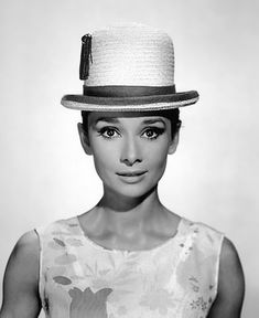 Audrey Hepburn photographed by Bud Fraker, 1961. Jiselle has often reminded me of Audrey.