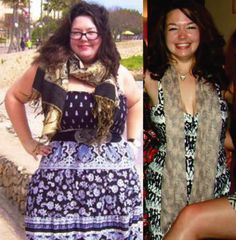 Weightloss is hardly the purpose of yoga but ... she looks great!!    Why yoga? Katie Lowe @Fat Girl, PhD - aka Katie Lowe  New before and after photo...