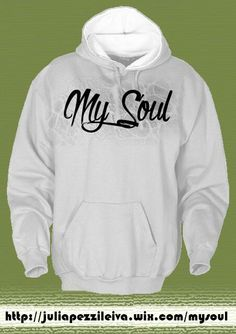 "Sudadera niRah, Linea ""My Soul"", pecho con textura1"