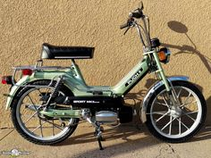Puch Moped, Moped Motor, Bsa Bantam, Vintage Moped, Bike Couple, Cafe Racing, Cafe Racer Bikes, 50cc, Motorbikes