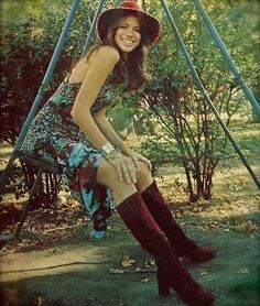 Carly Simon by Ed Caraeff, 1972