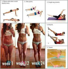 5 step workout