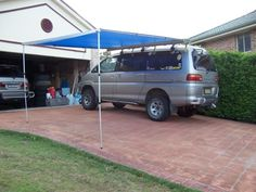 How To Make Your Own Side Awning