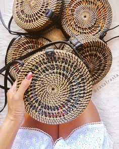 Rattan, Wicker, Bag Tutorials, Summer Bags, Straw Bag, Packaging, Tote Bag, Purses, Crochet