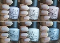 OPI New York City Ballet SoftShades nail polish collection. Click for a closer look at these polishes.