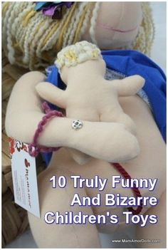 10 Funny And Bizarre Children's Toys That You Should Never Buy Your Kids  ... see more at InventorSpot.com