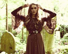 """Goldie London Autumn / Winter 2011 """"GYPSY WILD"""" Look Book"""