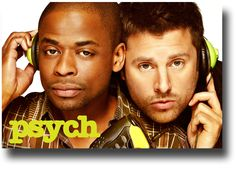 Buy Psych Posters TV Show Collection For Sale >>ConcertPoster.org
