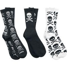 Skull Sox - Skull Sox 3kpl setti. Koko 36-41. 15,99€
