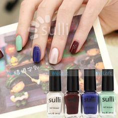 Cheap gel point, Buy Quality gel pedicure directly from China art rose Suppliers: 4 Bottles Sulli Nail Polish Office Lady Nude Style Innocuity Nail Enamel Nail Beauty For Girls Ladys Free ShippingUS $ 1