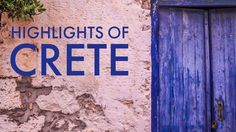 Looking for the very best places in Crete to visit? Top beaches to visit, historical sights to see, and things to eat on thie Greek island.