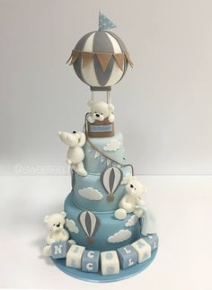 50 amazing baby shower cake ideas that will inspire you in 2019 - Nicolas 'Firs .- 50 erstaunliche Babyparty-Kuchen-Ideen, die Sie 2019 anspornen – Nicolas' Firs… 50 Amazing Baby Shower Cake Ideas You Want In 2019 … - Amazing Baby Shower Cakes, Baby Shower Cakes For Boys, Baby Boy Cakes, Baby Shower Themes, Babyshower Cake Boy, Shower Ideas, Gateau Baby Shower, Deco Baby Shower, Baby Shower Balloons