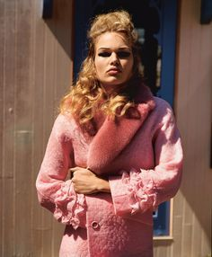 John Waters on bad taste and huge hair | Ana Ewers by Alasdair McLellan, all clothing Miu Miu