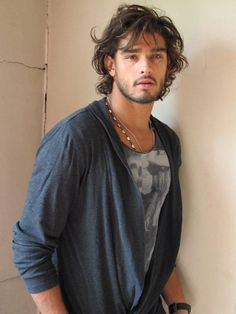 Marlon Teixeira - Portuguese model.
