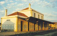estação de Moura Portuguese, Trains, Train