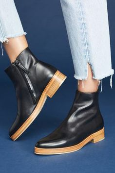 Anthropologie Freda Salvador Made Ankle Boots