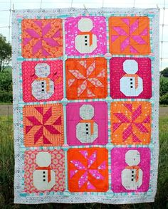 Let it Snow Quilt Overall Bright Quilts, Holiday Wishes, Let It Snow, Giveaway, Quilting, Blanket, Blog, Ideas, Blogging
