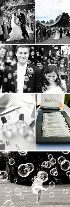 bulles & mariage