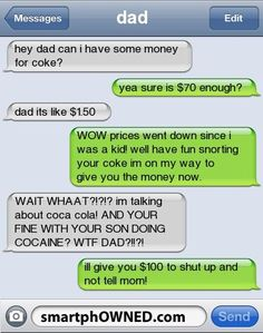 Page 16 - Autocorrect Fails and Funny Text Messages - SmartphOWNED http://ibeebz.com