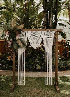 Macrame Wedding Arch by May Knots Studio Boho Wedding, Dream Wedding, Aisle Style, Wedding Ceremony Decorations, Macrame, Knots, Arch, Wedding Inspiration, Studio