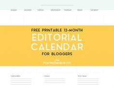 190 best editorial calendar images social networks calendar