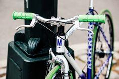 Cruise on a stylish YOTEL bike around Central Park this spring!   #YOTEL #MottStreetCycles #BikeAndRoll #CentralPark #NewYorkCity