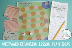 Westward Expansion Lesson Plan Ideas features 10 hands-on activities you can easily use to teach your Westward Expansion unit.  #vestals21stcenturyclassroom #westwardexpansion #westwardexpansionlessonplan #westwardexpansionactivities #manifestdestiny #teachingwestwardexpansion #americanhistory #westward expansionprojects