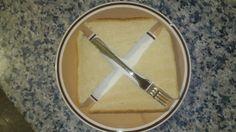 ¿En cuántas partes se ha partido el pan? ¿Cómo se llama cada parte?