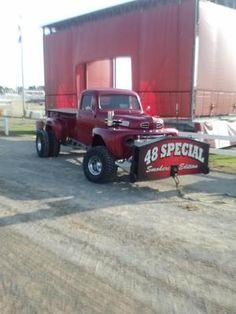 Jacked Up Trucks, Ford Trucks, Pickup Trucks, Truck And Tractor Pull, Tractor Pulling, Truck Pulls, Ford 4x4, Roads, Mud