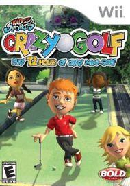 Wii Crazy Golf
