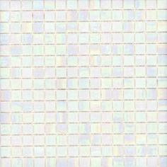 Elida Ceramica x Mosaic Pearl Glass Wall Tile - LOWES, inside shower cutout? Glass Tile Backsplash, Kitchen Wall Tiles, Glass Mosaic Tiles, Kitchen Redo, Kitchen Backsplash, Kitchen Ideas, Kitchen Colors, Kitchen Stuff, Best Floor Tiles