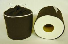 Toilet Paper Storage Bathroom Decor toilet by GiftsandHomeDecorUS